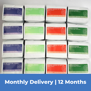 Monthly Delivery | 12 Months