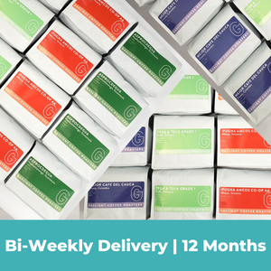 Bi-Weekly Delivery | 12 Months
