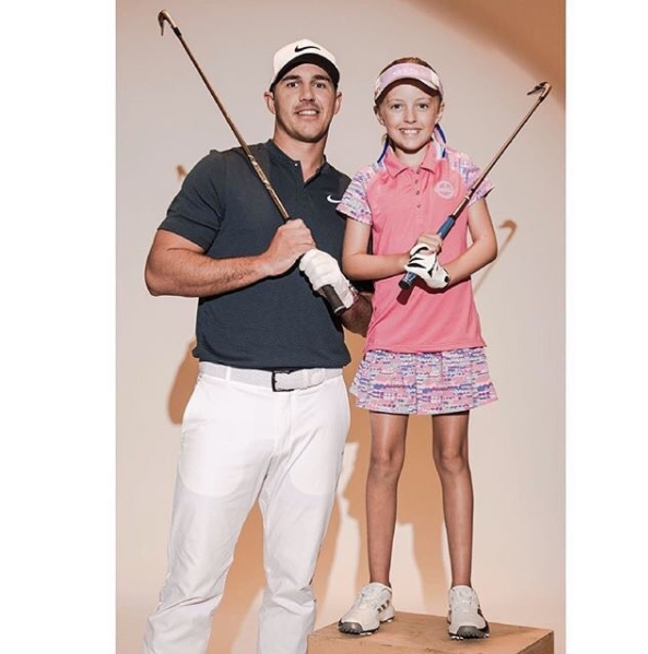 Watch A 10-Year-Old Beat Brooks Koepka | Golf Digest Video