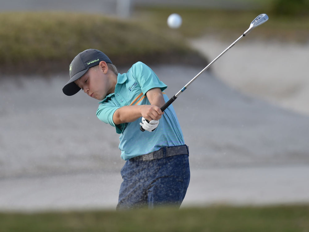 8-year-old phenomenon Jessy Huebner continues to roll
