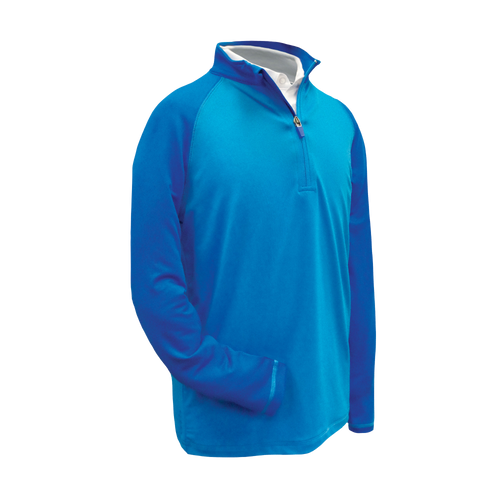 Joey - Youth & Toddler 1/4 Zip Performance 2 Tone Layer Golf Jacket