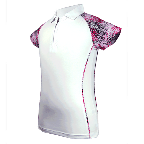 Betty - Girls Performance Golf Polo