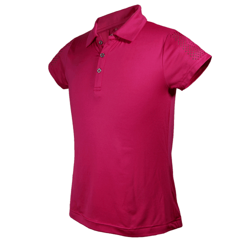 Rose - Youth Girls Golf Polo