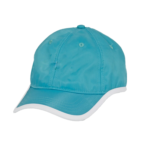 Aria- Girl's Golf Hat Teal