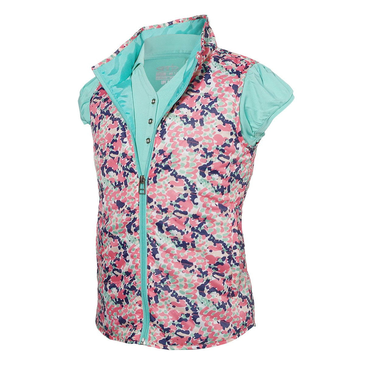 Brooke - Girl's Golf Vest