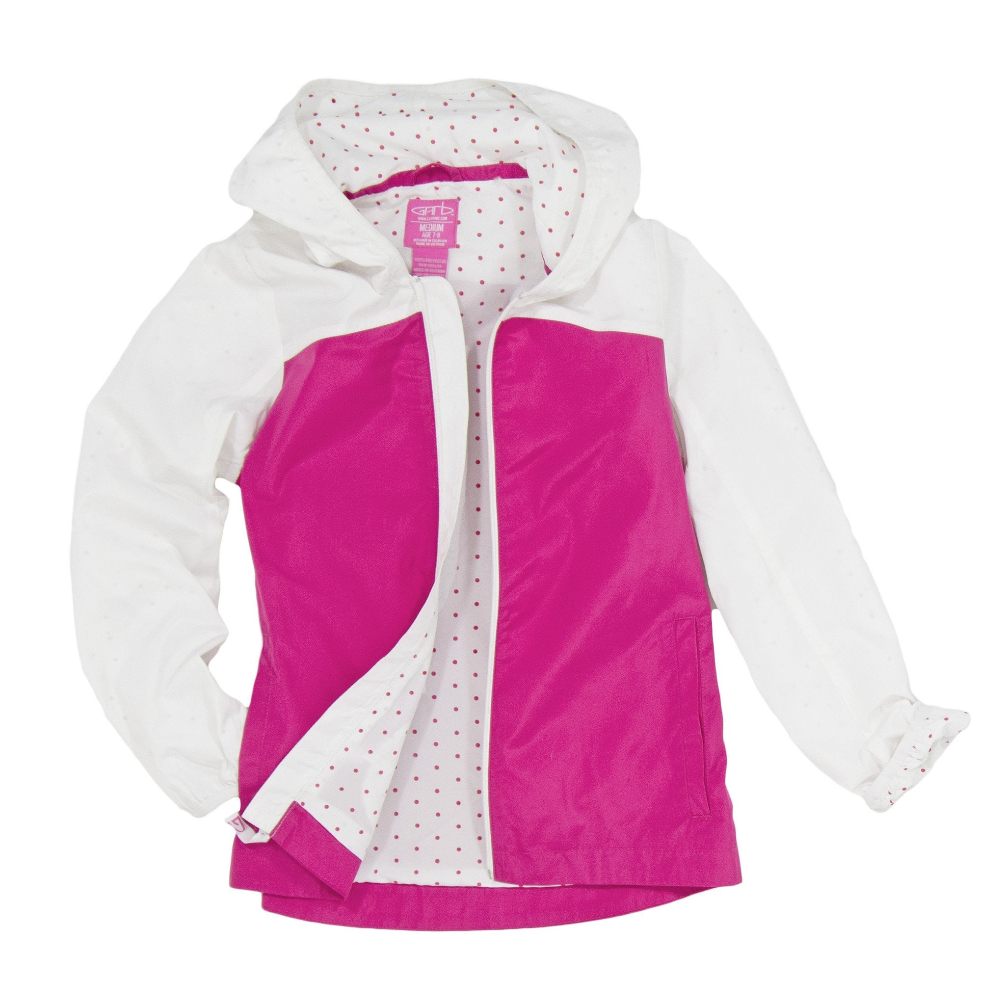 Brooklyn - Girl's Golf Jacket