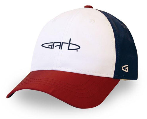 Mid profile cotton twill hat with metal back closure