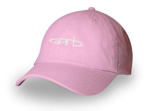 Garb Pink Cotton Junior Golf Hat