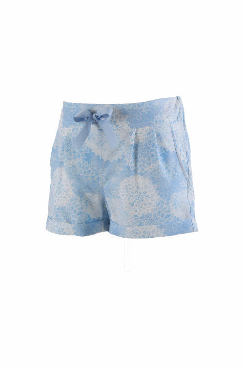 Elenor Youth Girls Dahlia Print Shorts