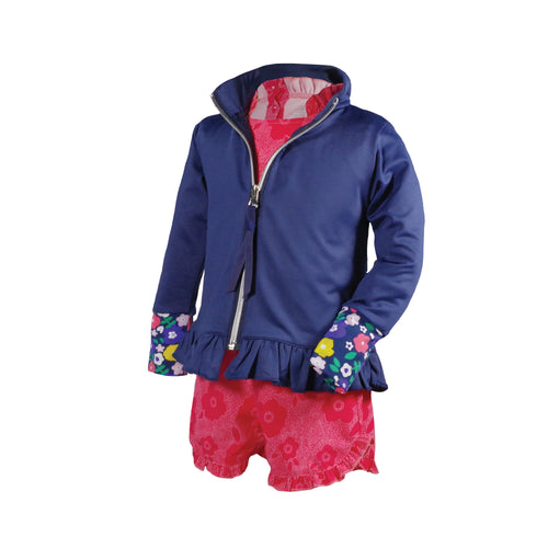 Faith - Infant Girls 1/4 Zip Jacket