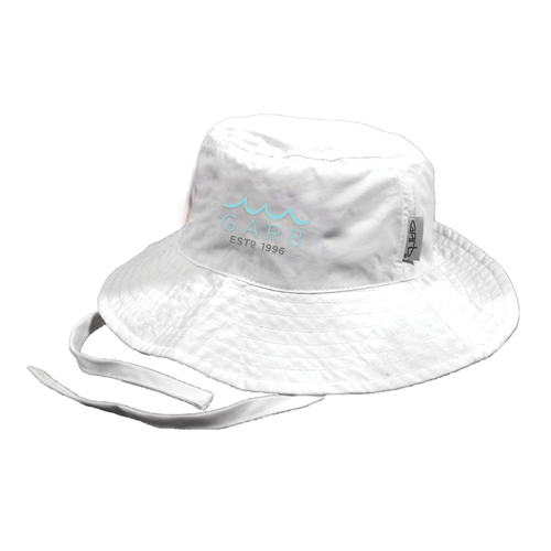 Kennedy White Infant Bonnet
