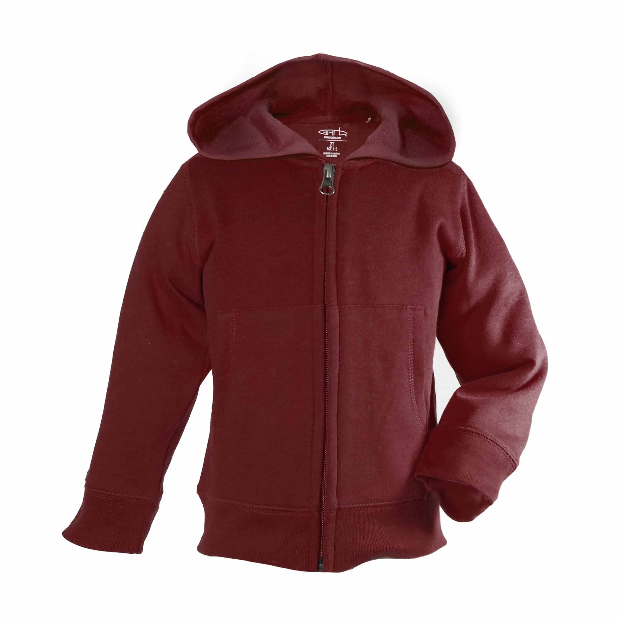 Henry - Unisex Toddler & Youth Full Zip Hoodie