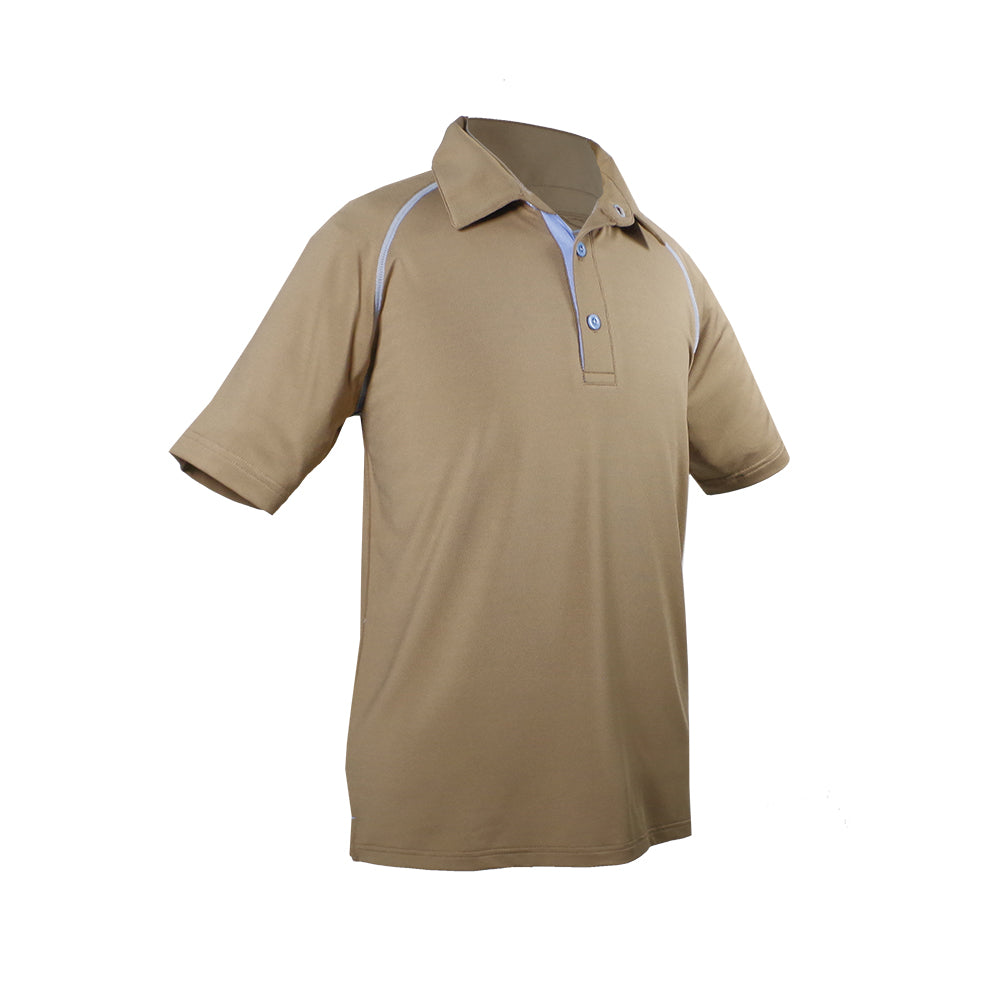 Lincoln - Boy's Golf Polo by Garb