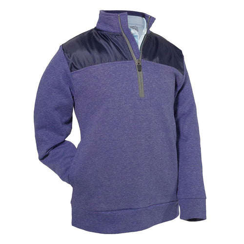 Luke - Boy's Golf Pullover