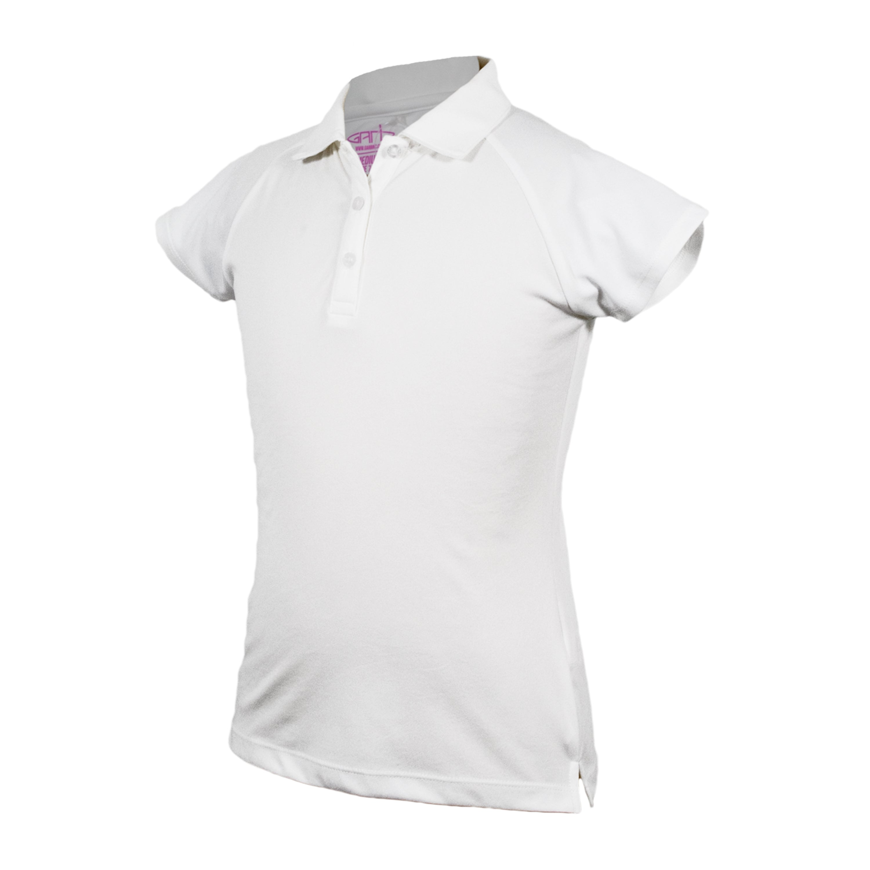 Monica - Girl's Youth Solid Polo