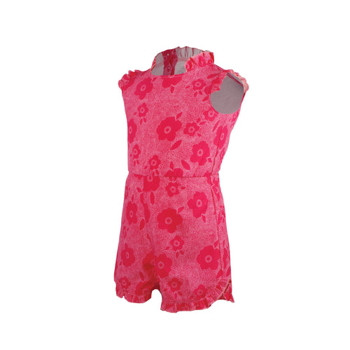 Paisley - Infant Girls Sleeveless Romper