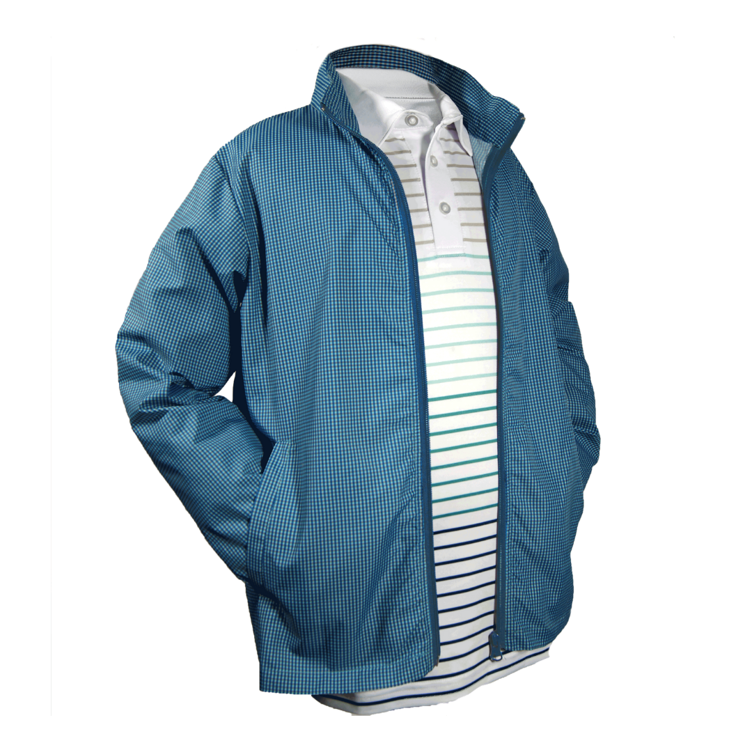 Harrison - Boys Lightweight Full-Zip Golf Jacket