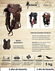 TEREQUE TRIBUTO IMPERMEABLE  PARA NIÑO MESACE REF.71084702 + 2 OBSEQUIOS