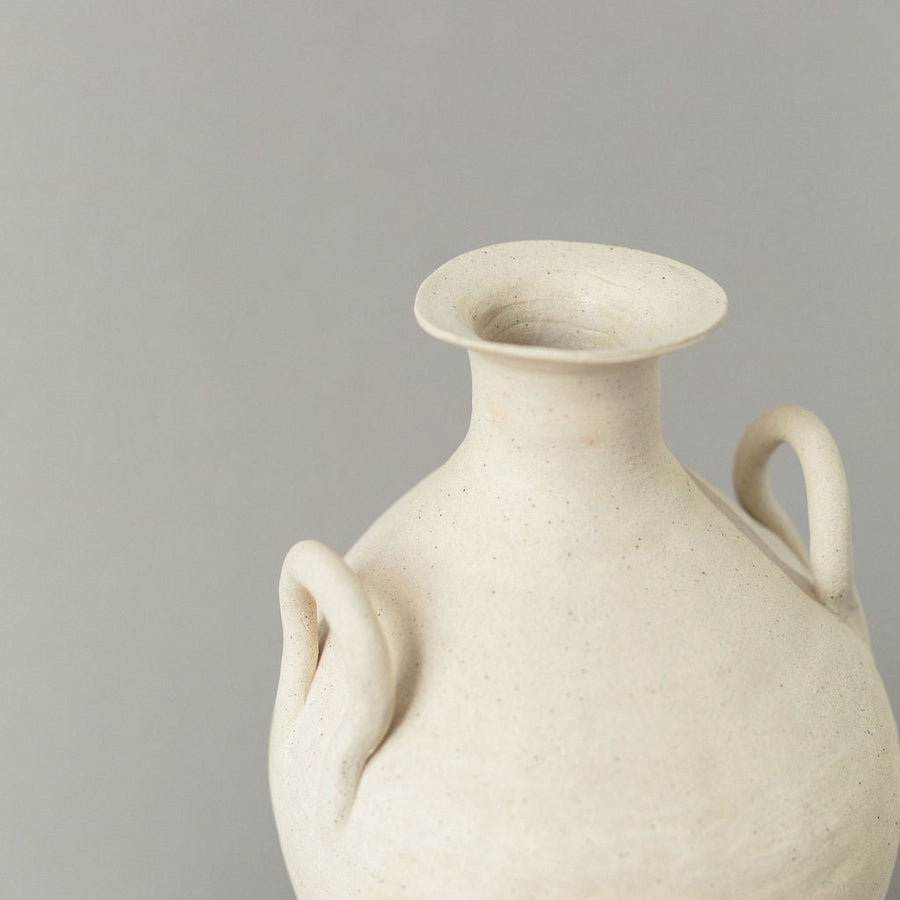 Caitlin Prince double handed spout vase available at Rook & Rose.
