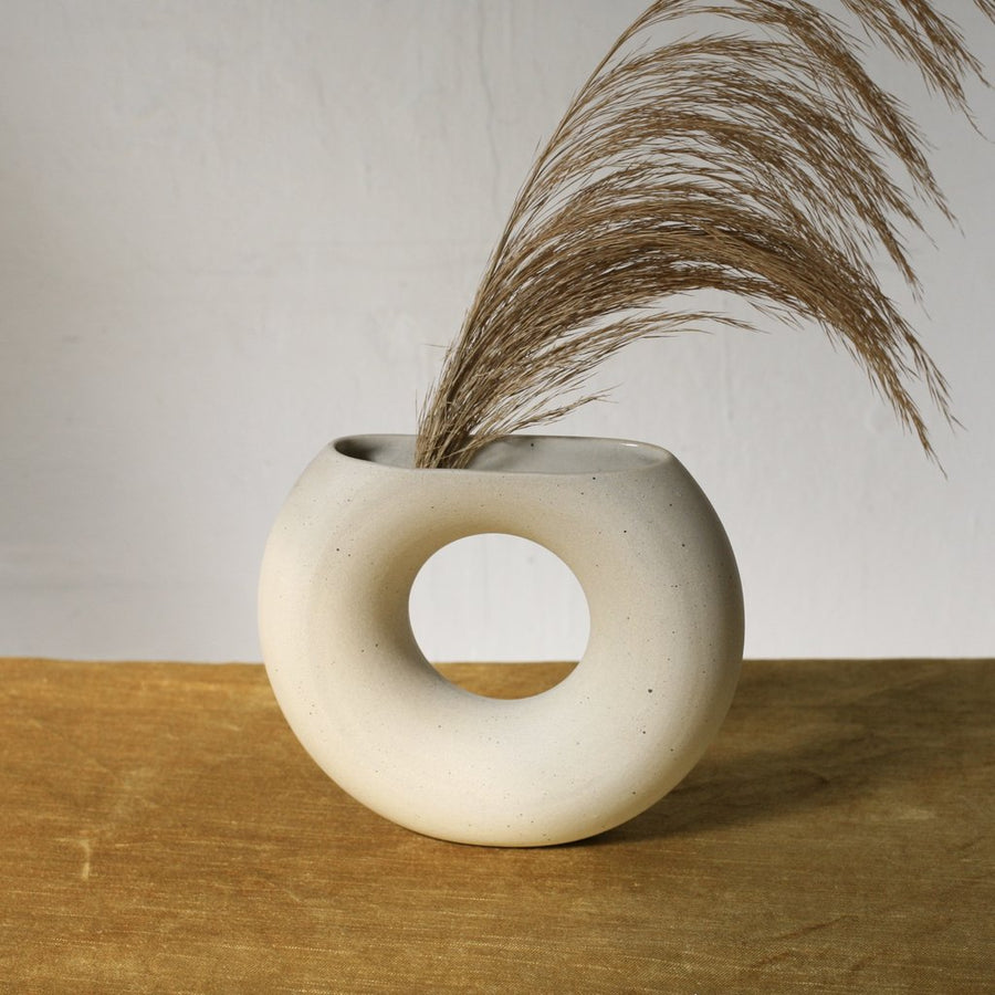 Rachel Saunders Cut Out Vase (OUT OF STOCK)