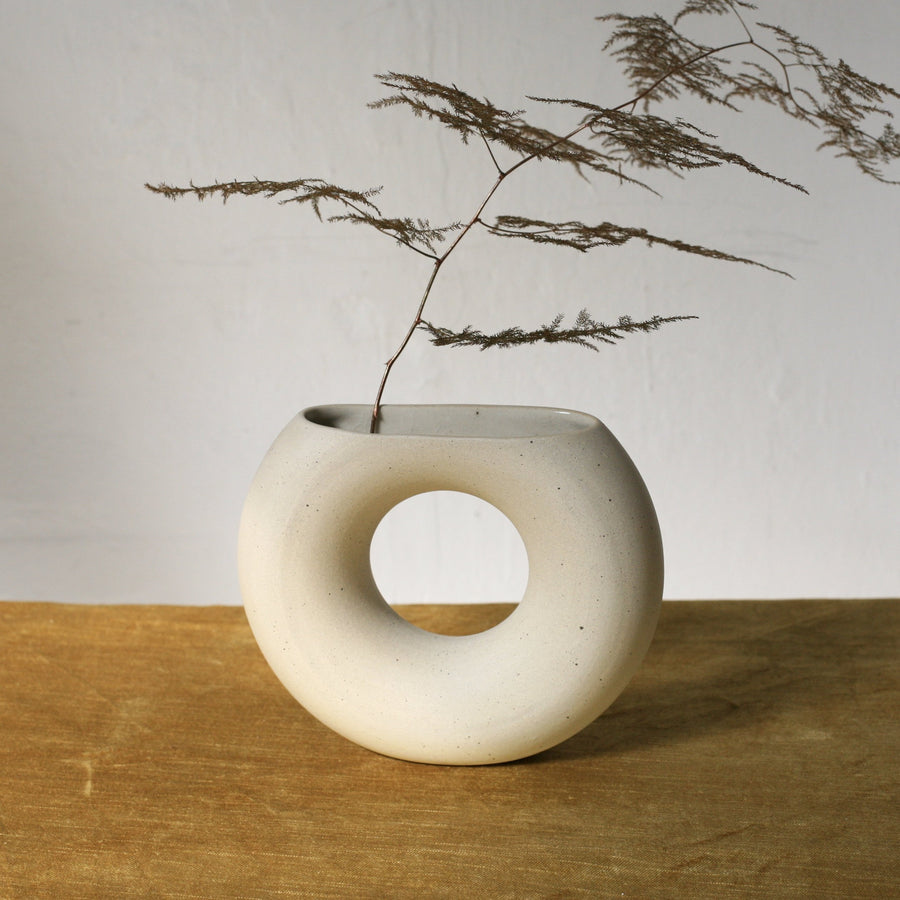 Rachel Saunders Cut Out Vase