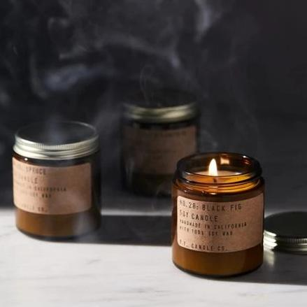 P.F. Candle Co. Black Fig Candle