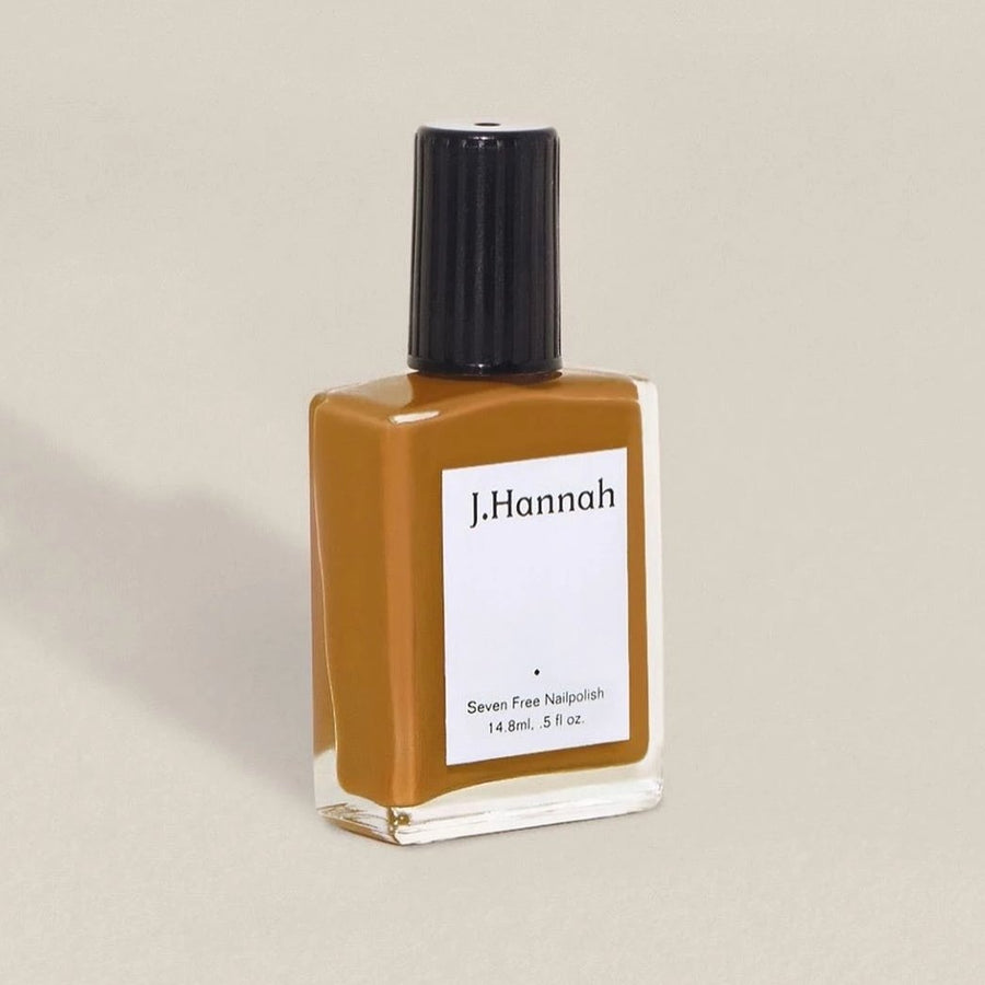 Vegan and 7 free J. Hannah fauna nail polish available at Rook & Rose