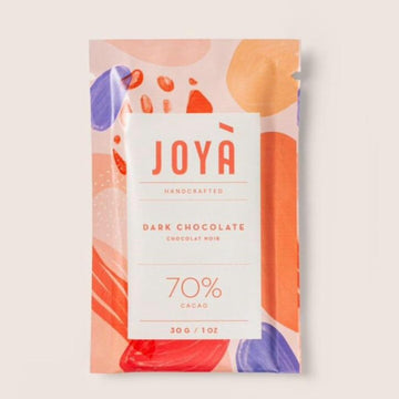 Joya 70% dark chocolate available at Rook & Rose.