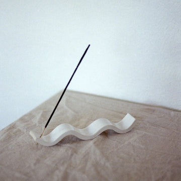 Rachel Saunders Wave Incense Holder (OUT OF STOCK)