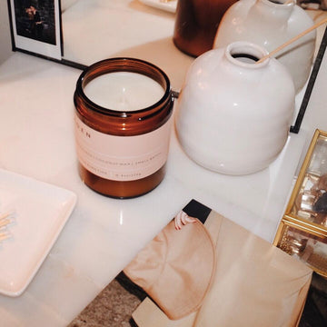 ROEN topanga candle available at Rook & Rose
