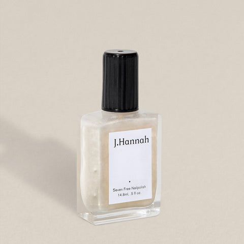 J.Hannah nail polish in Akoya, an opal colour, available at Rook & Rose in Victoria, British Columbia, Canada