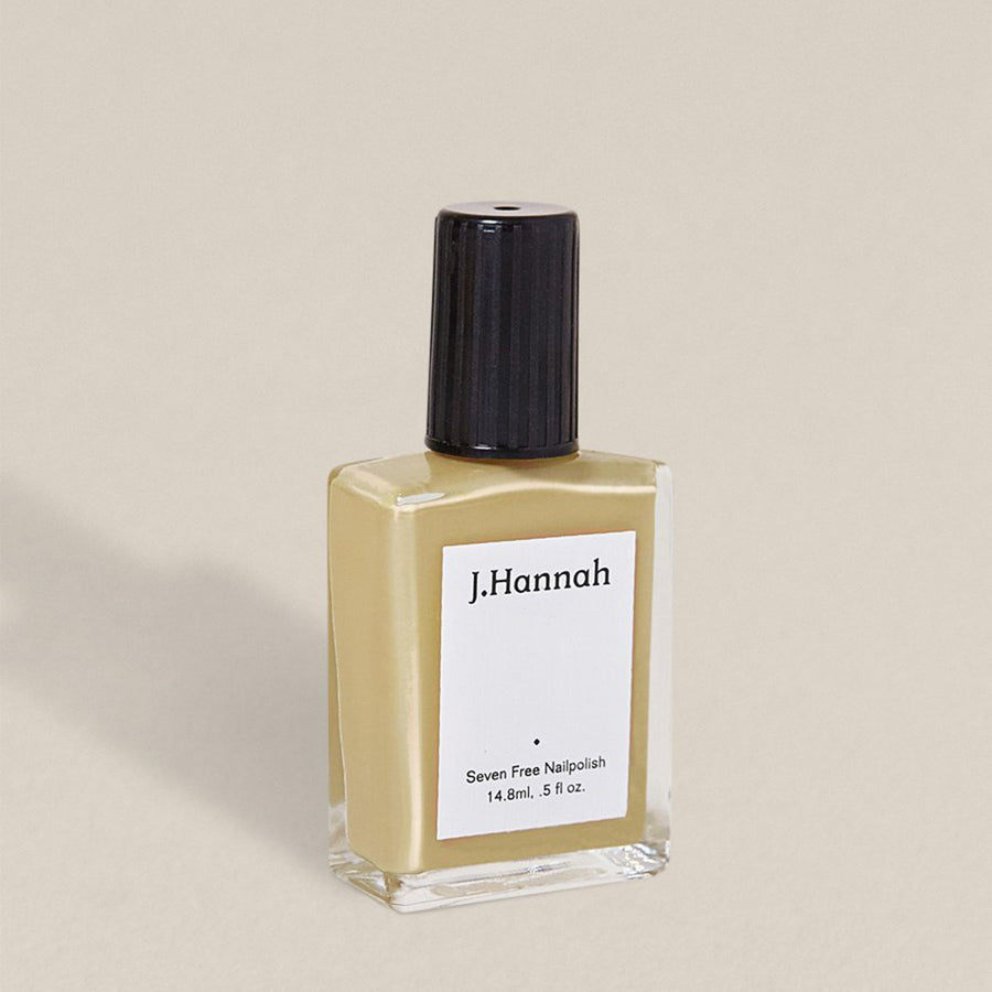 Vegan and 7 free J. Hannah miso nail polish available at Rook & Rose