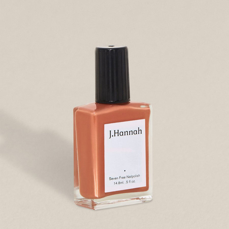 Vegan and 7 free J. Hannah saltillo nail polish available at Rook & Rose