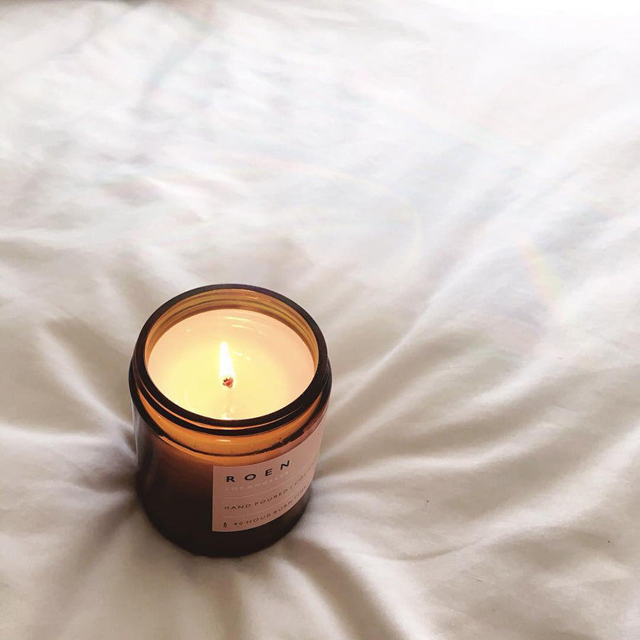 ROEN ojai nuit candle available at Rook & Rose