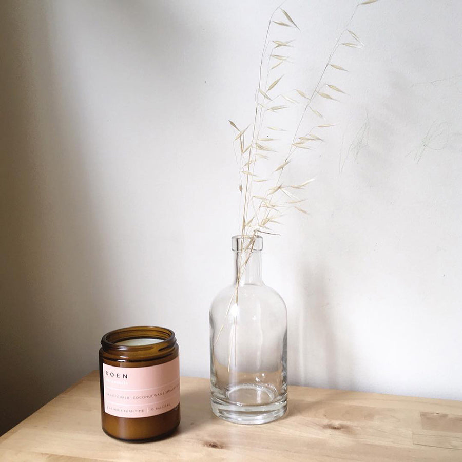 ROEN marmont candle available at Rook & Rose