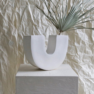 Rachel Saunders U Vase (OUT OF STOCK)