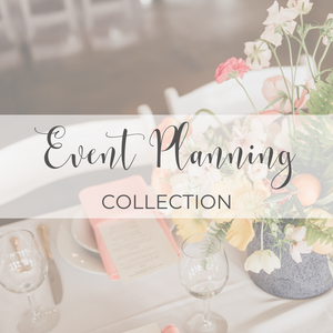 Event Planning Collection