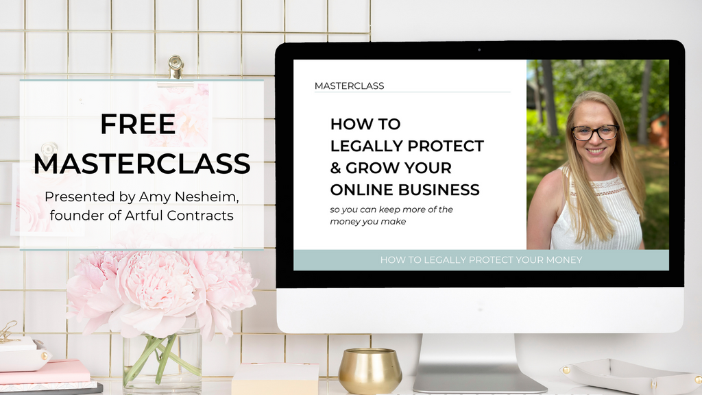How to Legally Protect & Grow Your Online Business