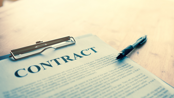 Avoid Nightmare Clients with a Contract