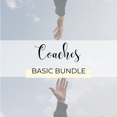 Coaches Basic Bundle