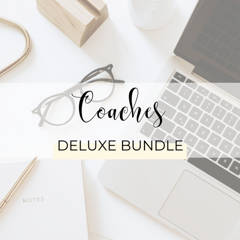 Coaches Deluxe Bundle