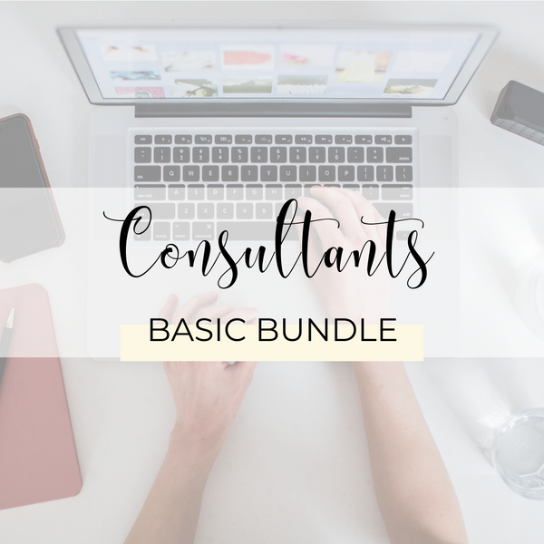 Consultants Basic Bundle