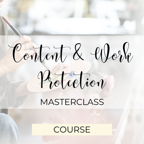 Content & Work Protection Masterclass