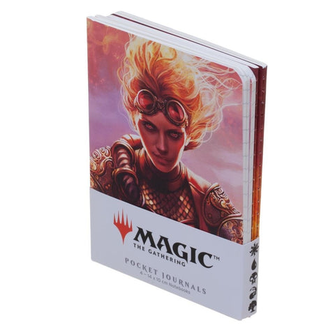 Chandra Magic the Gathering 4 Pack Pocket Notes