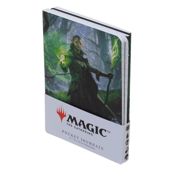 Nissa Magic the Gathering 4 Pack Pocket Notes