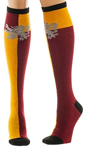 Harry Potter Gryffindor Crest Junior's Knee High Socks