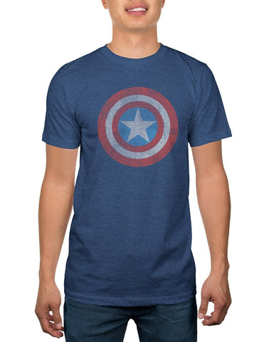 Marvel Universe Captain America Shield T-Shirt