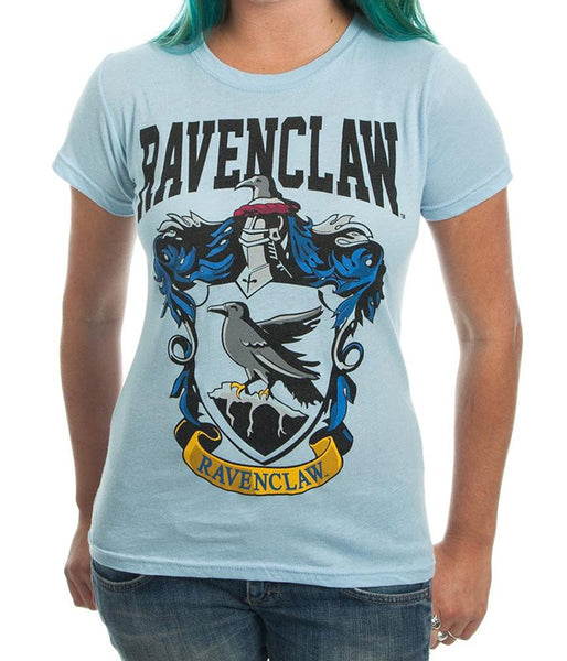 Harry Potter Ravenclaw Crest Junior's T-Shirt