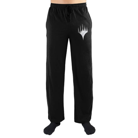 Magic the Gathering Planeswalker Black Lounge Pants