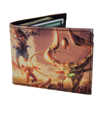 MtG Magic the Gathering Nicol Bolas Planeswalker Wallet